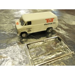** Trident 90074 Cargo Van TNT Electrical