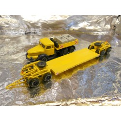 ** Wiking 8514048 Heavy Hauler and Trailer