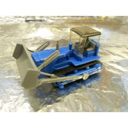 ** Wiking 6550318   Bulldozer Blue