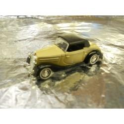 ** Busch 40508  Mercedes 170S  Cabrio.