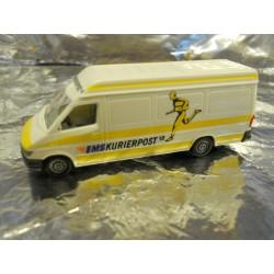** Busch 47809 Mercedes Sprinter EMS Kurierpost