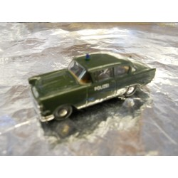 ** Brekina 24010 Police Car Dark Green