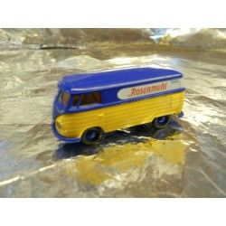 ** Brekina 32506 VW T1 Van Rosenmehl