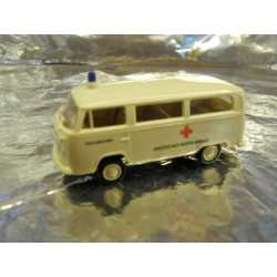 ** Brekina 33240 VW Ambulance White ' Deutsches Rotes Kreuz '