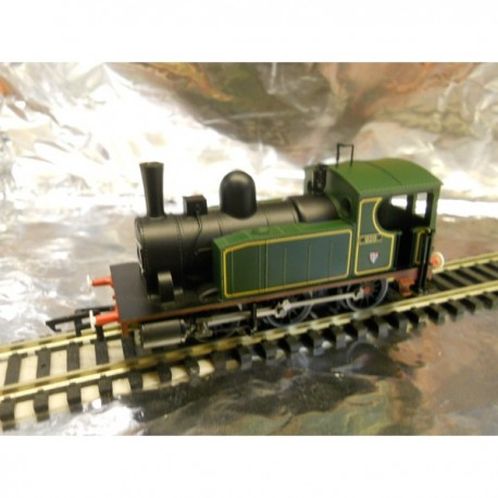 ** Golden Valley Hobbies GV2017 GWR Green 0-6-0 Steam Locomotive