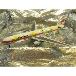 "** Herpa Wings 550864  Martinair Boeing 767-300 ""Fox Kids"""