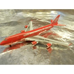 ** Herpa Wings 600001 McDonnell Douglas MD-11 Nuremburg Toy Fair 2008