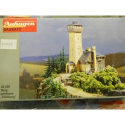 ** Auhagen 22226  Mountain Inn  Pohlberg Kit