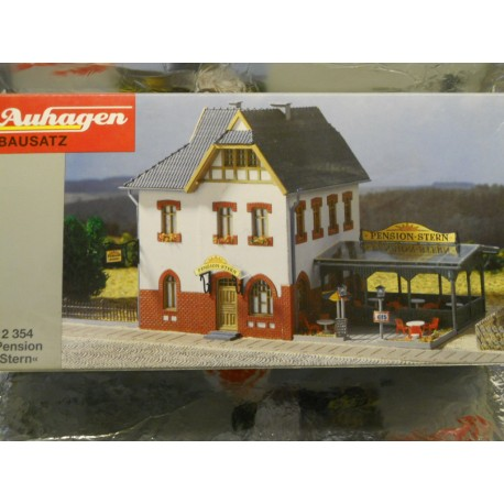 Auhagen 12354 guest house stern mdr direct online for Guest house models