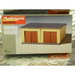 ** Auhagen 22341  Two Garage Kit