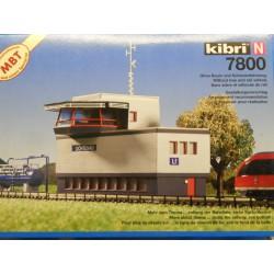 ** Kibri 7800 Signal Box ' Lichtenau '