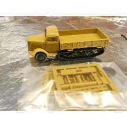 ** Minitank 741064  Half Tracked Vehicle Opel Blitz   Maultier (5007)