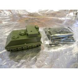 ** Minitank 592  Panzer  Abra.