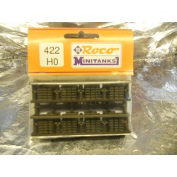 ** Minitank 422  Jerry Cans on Pallets.