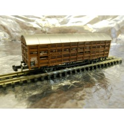 ** Roco 25051 DB Livestock Transport Wagon.