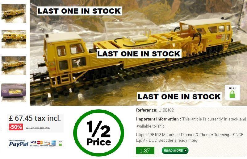 Half Price - last one