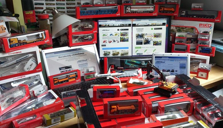 Welcome to our new site which we are currently working on - A quick break to show you some of the stock to be added and where one of us works all sorts of hours getting on the internet !! :)