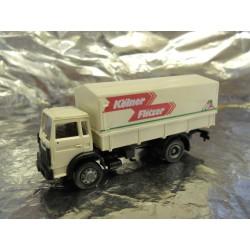 "** Roco 1584 "" Miniatur Modell "" Renault Lorry Kolner Flitzer"