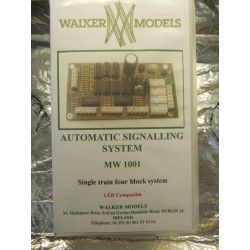 ** Walker MW1001  Automatic Signalling System.
