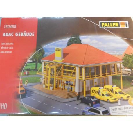 ** Faller 130488  ADAC Building Kit Era IV
