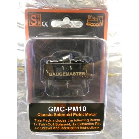 ** Gaugemaster Seep PM10 Solenoid Point Motor x 1 - Classic Version