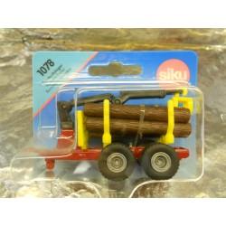 ** Siku 1078  Siku Super Forestry Trailer with Wood Load