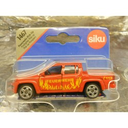 ** Siku 1467  Siku Super Firefighter Pick-up Truck.