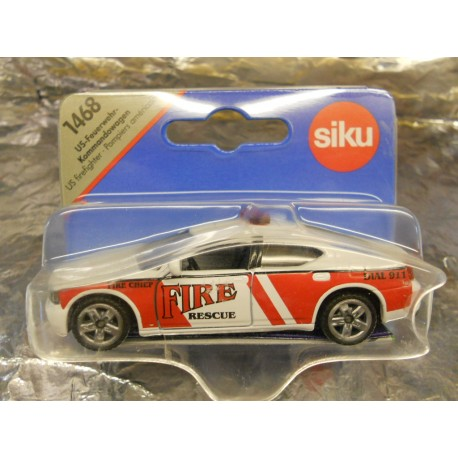 ** Siku 1468  Siku Super US Fire Command Car.