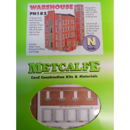 ** Metcalfe PN182  Warehouse