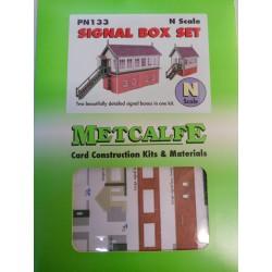 ** Metcalfe PN133  Signal Box Set