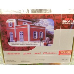 ** Hornby HC8023 Station Extention Ready Made Model