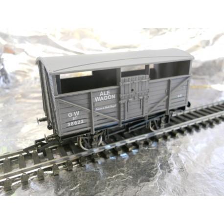 ** Dapol 4F-020-011 Ale Wagon GWR 38622