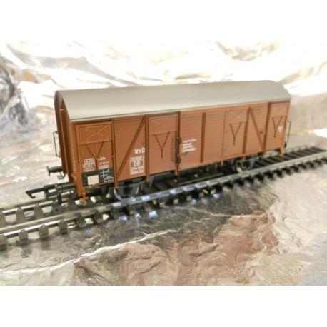 ** Rivarossi GV6003 DB Gs Brown Ferry Wagon Railway Transportation Corp