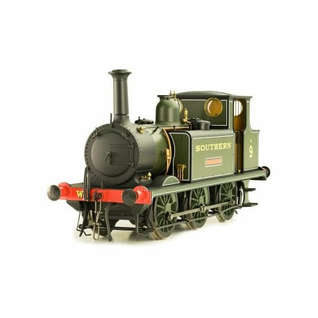 * Dapol 7S-010-010D Terrier A1X Fishbourne 9 Southern Green DCC & Sound