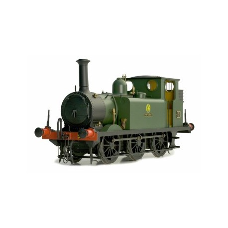* Dapol 7S-010-008D Terrier A1X Portishead 5 GWR Green DCC & Sound