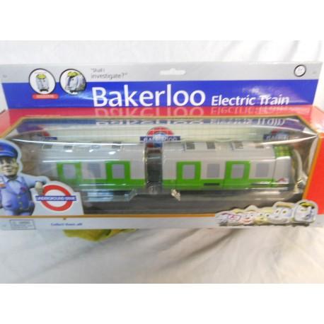 ** Bachmann UE202 Underground Ernie Bakerloo & Trailer Car