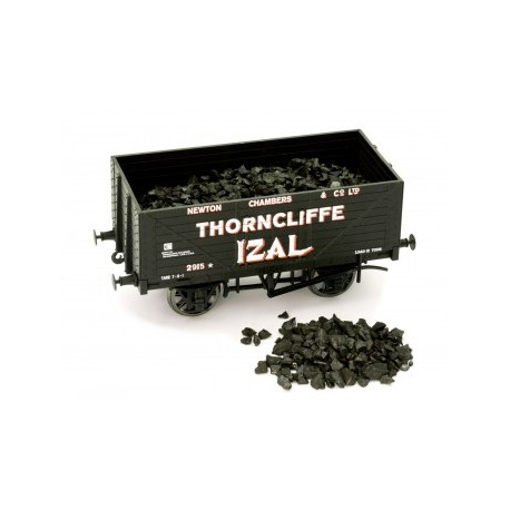 ** Dapol 7S-000-001 O Gauge Coal Load Kit (Real Coal) Approx 100g