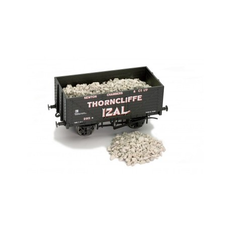 ** Dapol 7S-000-003 O Gauge Limestone Load Kit (Real Limestone) Approx 210g
