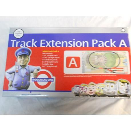 ** Bachmann UE450 Underground Ernie Track Pack Extension Set A
