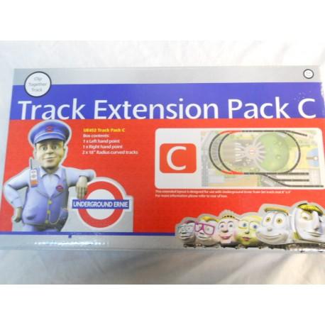 ** Bachmann UE452 Underground Ernie Track Pack Extension Set C
