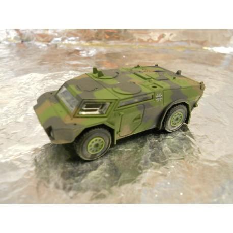 ** Marklin 18510 4MFOR Fennek Reconnaissance Vehicle