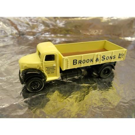 "Classix EM7602  Ford Thames ET6 Dropside  "" Brook & Sons ""."
