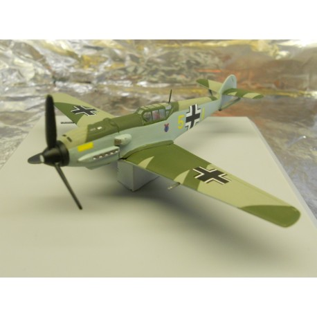 ** Armour 5302 BF-109 Luftwaffe 2nd World War Aces