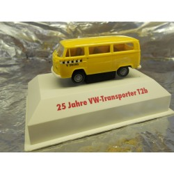 ** Brekina 33003 25 Year VW Transporter T2b Yellow