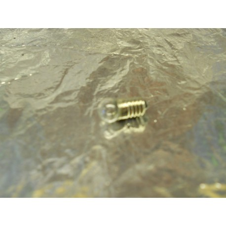 ** Marklin 600100 Spare Part Bulb - Clear with screw in feature (sold as singles)
