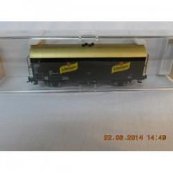 ** Fleischmann 5343 Refrigerated Van Schweppes