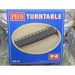 ** Peco NB-55 Turntable Kit