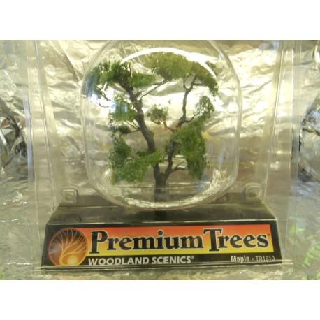"** Woodland Scenics TR1610  Premium Tree  "" Maple ""."