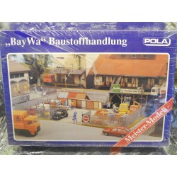 """** Pola 845  """" BayWa """"  Builders Merchant. (Meister Modell) with Aged Sections"""