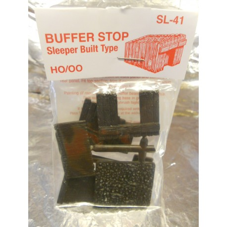 ** Peco SL-41 Buffer Stop Sleeper Built Type